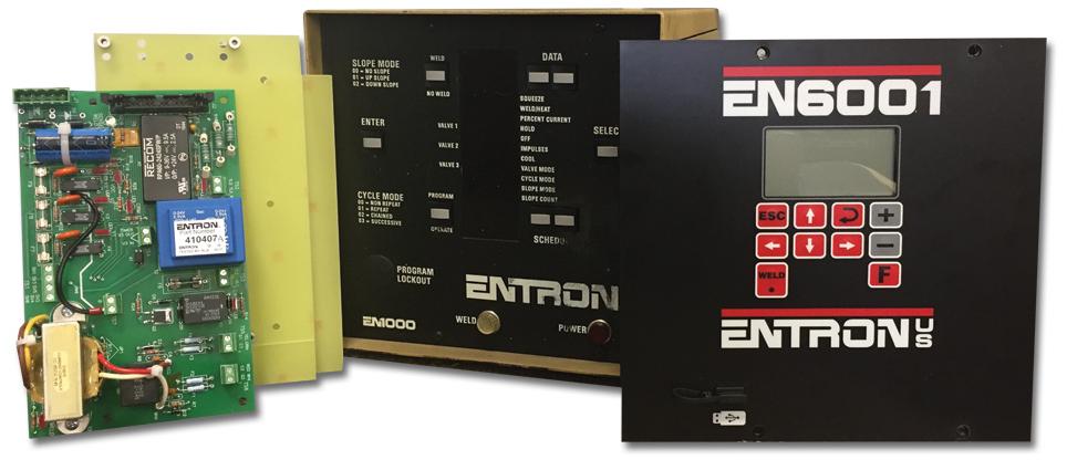 ENTRON EN-6011 Retrofit | Weld Systems Integrators