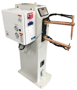 WSI TECNA 50kVA Rocker Welder | Weld Systems Integrators