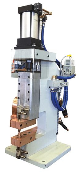 WSI Benchtop Welder | Weld Systems Integrators