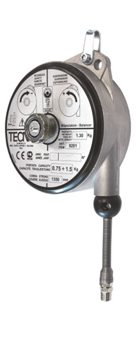 TECNA Hose Balancers | Weld Systems Integrators