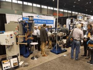 WSI FABTECH 2017 | Weld Systems Integrators