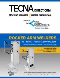 Brochure - 20-25kVA Rocker Welders | Weld Systems Integrators
