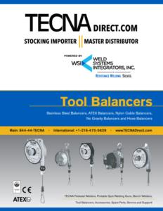 Brochure - WSI TECNA Tool Balancers | Weld Systems Integrators