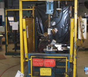 Used Welding Equipment Before 02 | Weld Systems Integrators