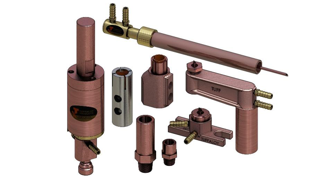 Tuffaloy Electrode Holders | Weld Systems Integrators