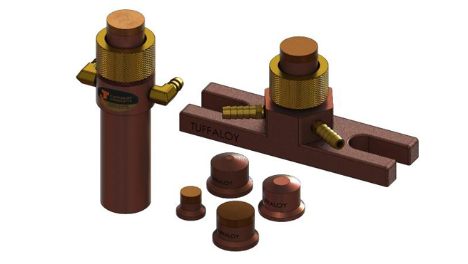 Tuffaloy High Pressure Welding | Weld Systems Integrators
