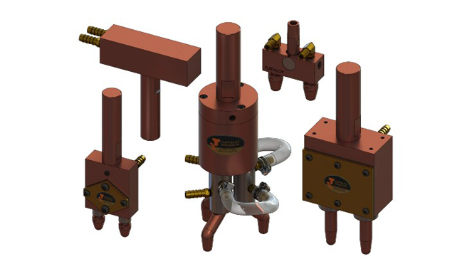 Tuffaloy Multi-Spot Welding | Weld Systems Integrators