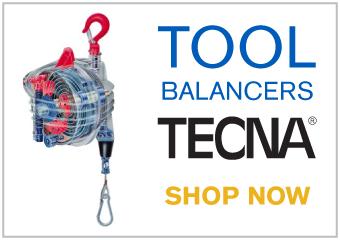 TECNA Tool Balancers   Weld Systems Integrators