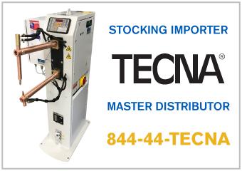 TECNA Master Distributor   Weld Systems Integrators