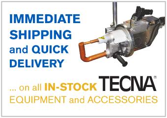 TECNA Immediate Shipping   Weld Systems Integrators