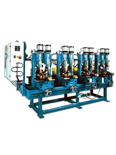 LORS Model 789 Hinge Reinforcement Welder-blue